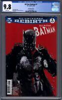 All-Star Batman #1  Jock Variant  DC Comics  1st Print    CGC 9.8
