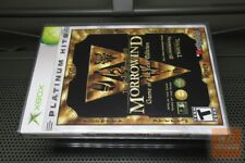 Morrowind Game of the Year Edition Platinum Hits (Xbox 2003) FACTORY SEALED!