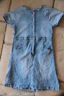 jolie robe en jeans DKNY taille 10 ans EXCELLENT ÉTAT