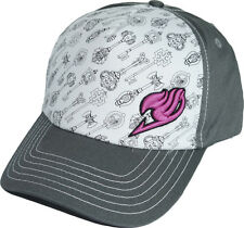 Fairy Tail Anime Lucy's Stellar Keys Guild Logo Adjustable Cap New Tag Licensed