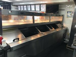 QUICK SALE !!! REDUCED PRICE !!! HURRY ! FISH AND CHIP SHOP EQUIPMENTS SALE