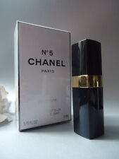 CHANEL No5 PARFUM 6ml 1/5oz FABULOUS RARE 1980s VINTAGE PURSE SPRAY SEALED BOX