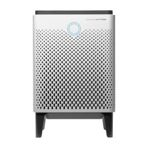 Coway Air Purifier True HEPA Activated Carbon Filter Remote Touch Control White