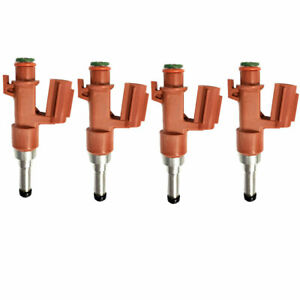 23250-38020 4x Fuel Injectors for 2007 2008 2009 2010 LEXUS LS460 23209-38020