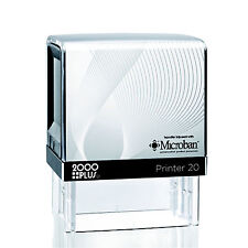 2000 Plus Printer 20 Self-Inking 3 Line Return Address Stamp Classix P11 Size