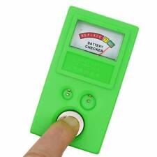 LR44 CR2032 CR2025 Watch Button Cell Coin Battery Power Capacity Tester Checker