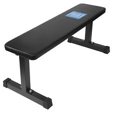 PHAT® Flat Utility Weight Bench for Weight Training and Abs Exercises