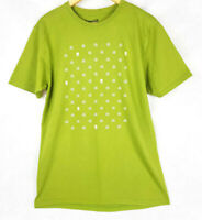 QUIKSILVER Mens Khaki Green Slim Fit T-Shirt Tee Top - Size M