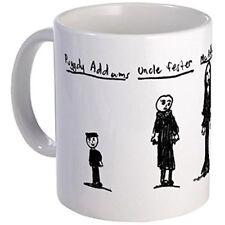 11oz mug Addams Family