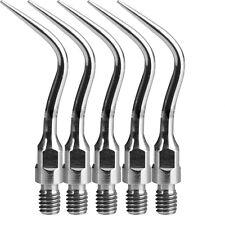 5 ZEG Dental Ultrasonic Scaler Tip PS4 Spitze für Sirona Scaler New Tips