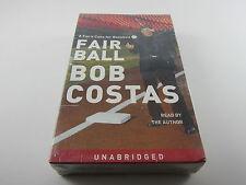 Fair Ball : Fan's Case for Baseball . Bob Costas - Cassette Unabridged BRAND NEW