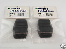 FORD FOCUS BRAKE & CLUTCH PEDAL PAD KIT SUITS LR,LS,LT,LV MODELS  9/2002-5/2010