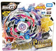 NEW TAKARA TOMY JAPAN BEYBLADE ZERO-G BBG26 Samurai Pegasus Pegasis+LAUNCHER