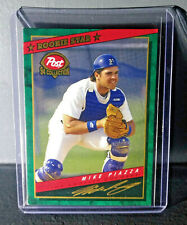 1994 Mike Piazza Post Collection #1 Baseball Card Los Angeles Dodgers Rookie