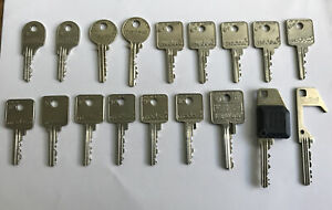 Medeco Key Lot