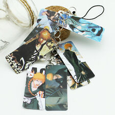 Bleach Anime Phone Chain Hanging Pendant Strap Keychain Accessory Gift New