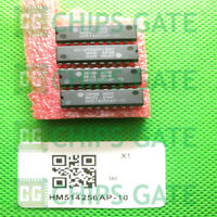 2PCS HM514256AP-10 Encapsulation:DIP-20,x4 Fast Page Mode DRAM
