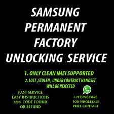 SAMSUNG GALAXY S4 UNLOCK CODE S4 ACTIVE USA AT&T NO CONTRACT ONLY SGH-I337M