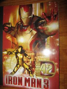 Iron Man 3 Composition notebook
