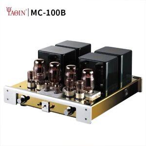 YAQIN MC-100B KT88 Push-Pull HIFI Class A Vacuum Integrated Power Tube Amplifier