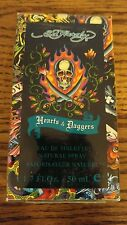 Ed Hardy Hearts and Daggers MEN'S Spray 1.7 oz FREE SHIPPING