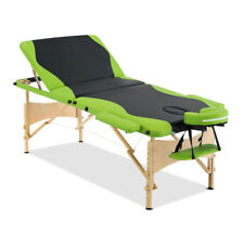 Portable Wooden Massage Table best design and professional look