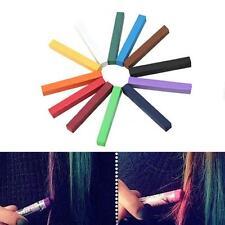 Convenient Temporary Nontoxic Ombre Dye Hair Color Chalk Crayon Pen Paint Pen #K
