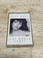 Kate Bush - The Whole Story Cassette Tape