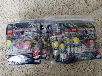 LEGO Series 14 71010 Collectible Minifigures Full Complete Set 16 Sealed Monster