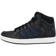 Adidas Varial Mid Schuhe Men Herren Freizeit Sport Sneaker black navy BY4059
