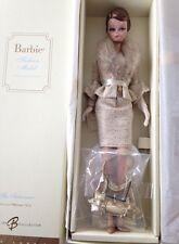 2007 Mattel Silkstone Fashion Model The Interview Barbie Doll- In Tissue