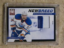 11-12 Panini Elite RC Rookie New Breed RYAN NUGENT-HOPKINS Prime /25