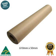 Brown Packaging Kraft Paper Roll 600mm x 50m Packing Wrapping Kraft Gifts