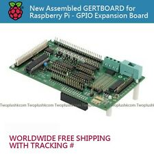 NEW Assembled GERTBOARD for Raspberry Pi - GPIO Expansion Board SHIPS WORLDWIDE