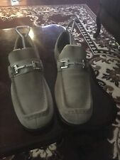 gucci mens  suede shoes7