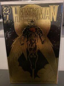 Hawkman #1 (Sep 1993, DC)