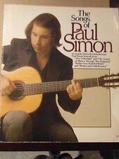 The Songs of Paul Simon, 1972, As sung by Simon and Garfunkel, music book