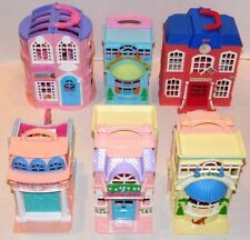 Fisher Price Sweet Streets School Dance Studio Pet Parlor lot