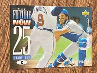 Vintage 1994 Upper Deck ED #47 MIKE PIAZZA Dodgers Mets C MLB HOF RARE NM/Mt SP