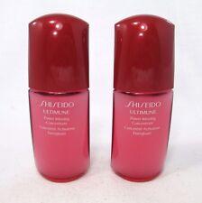 Lot/2 Shiseido Ultimune Power Infusing Concentrate ~ .33 fl oz. Each ~