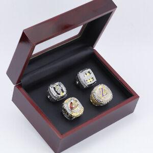 4 Rings LeBron James Championship Ring 2020 Lakers 2012 2013 Hear 2016 Cavs Ring
