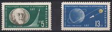 BULGARIA 1962 13° Cong. Federazione Austronautica Yvert A91-2 SG 1345-6 MNH**