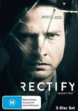 Rectify : Season 4 (DVD, 2017, 2-Disc Set)
