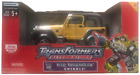 Transformers Alternators Swindle Decepticon Jeep Wrangler Action Figure NEW 2004