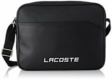 Lacoste Sac À Bandoulière Ultimum Airline Bag Black