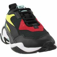 Puma Thunder Spectra Lace Up  Mens  Sneakers Shoes Casual   - Black