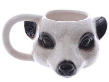 Meerkatze Mercat Kaffeetasse Kaffeebecher Tasse Keramik,Tier Coffe Mug