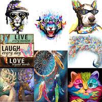 Full Drill Animal DIY 5D Diamond Painting Embroidery Cross Craft Stitch Art Kits