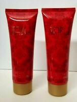 2 pk TABU Body Lotion 4oz 120 ml by Dana Fragrance unbox RARE