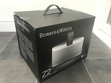 More details for free delivery! empty box for b&w z2 white original retail packaging zeppelin
